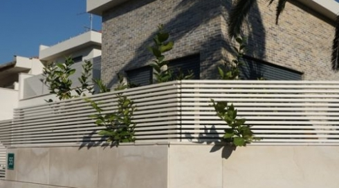 גדרות מעוצבים לגינה