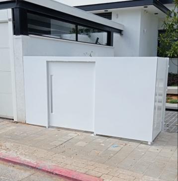 דלת פילר דגם אטום