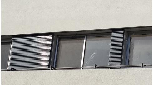 חיפוי אלומיניום לחלונות